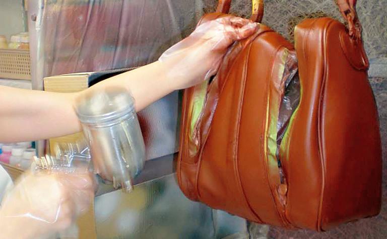 靴・鞄クリーニング(2)